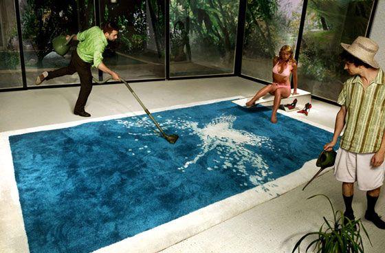 10 Cool Rug Designs For Playful Interiors Design Finds