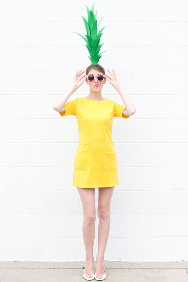 DIY Fruit Costumes | Our Class on Good Housekeeping TV! | Studio DIY®