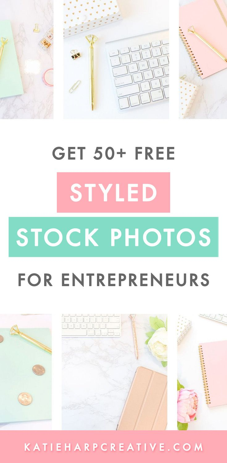 Free Styled Stock Photos for Bloggers - Katie Harp Creative