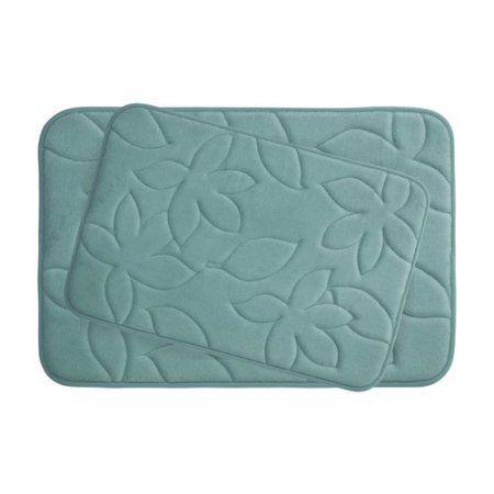 Home Bath Mat Sets Bath Mat Memory Foam
