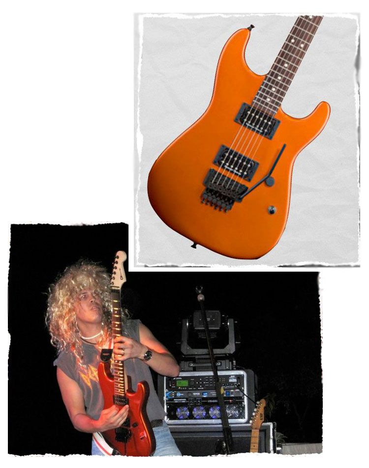 Charvel San Dimas Style 1 The Quintessential 80s Big Hair Rock