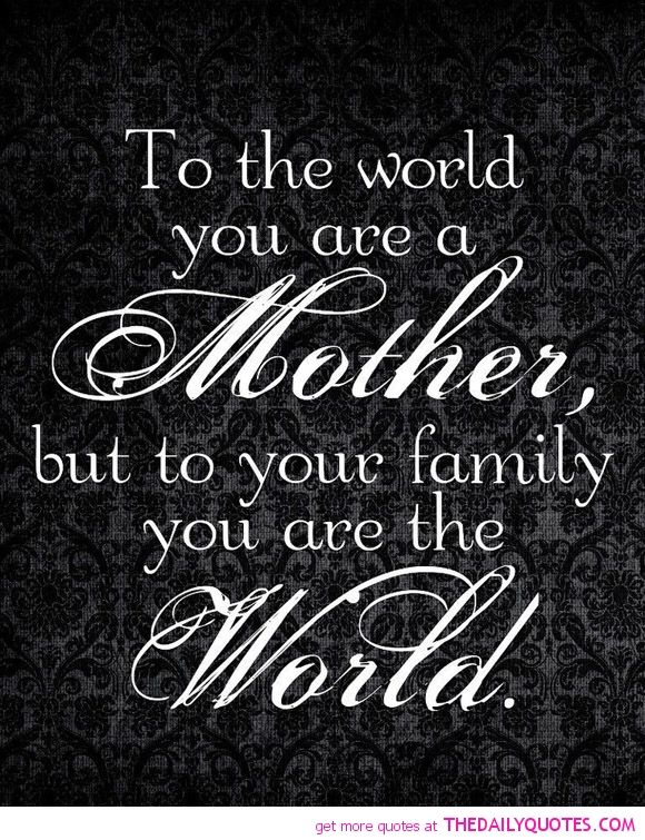 Amazing A Motheru0027s Love Quote   Google Search