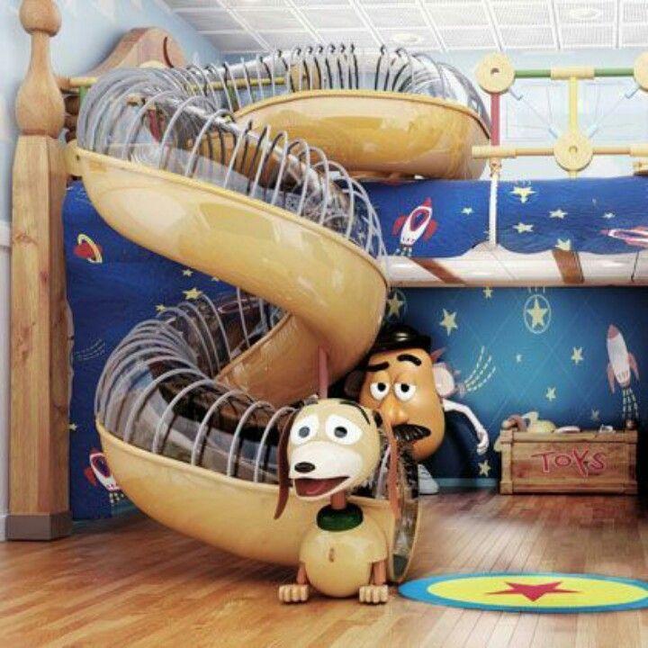 Best Área De Juego Dormitorio De Toy Story Habitación De Toy 400 x 300