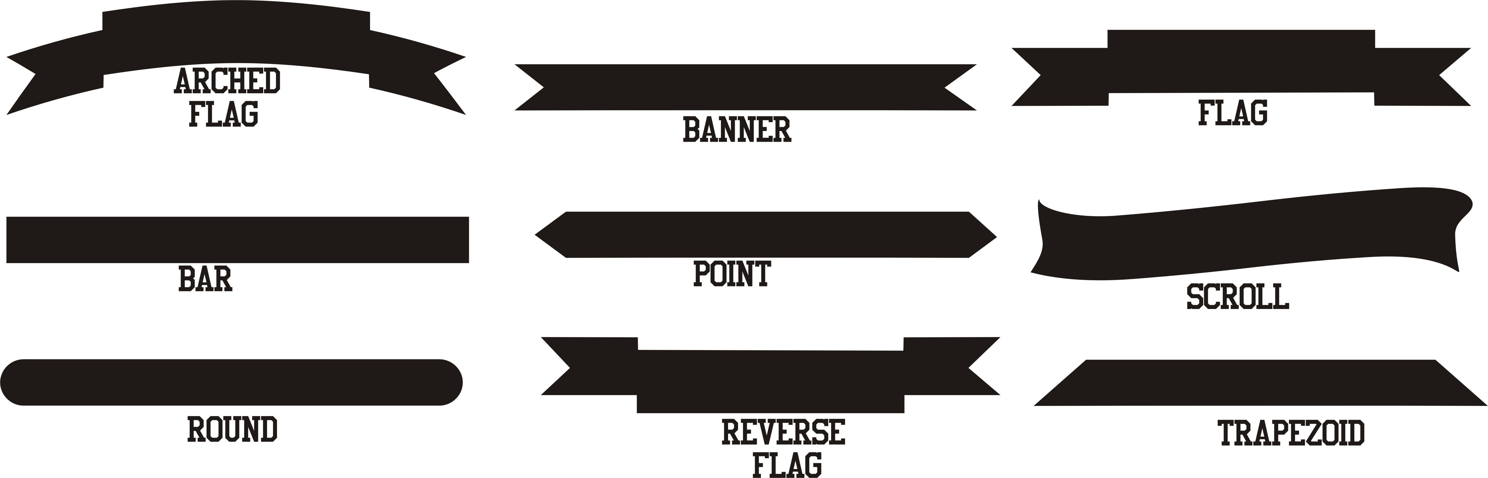 Tails and Banners | Freelance Design Resources | Pinterest | Banners