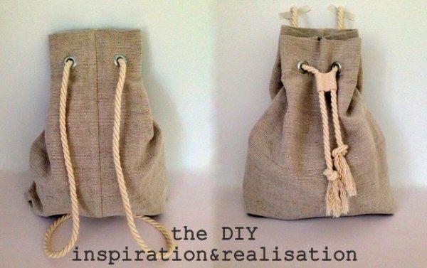 рюкзак мешок своими руками - Поиск в Google | Выкройки ...