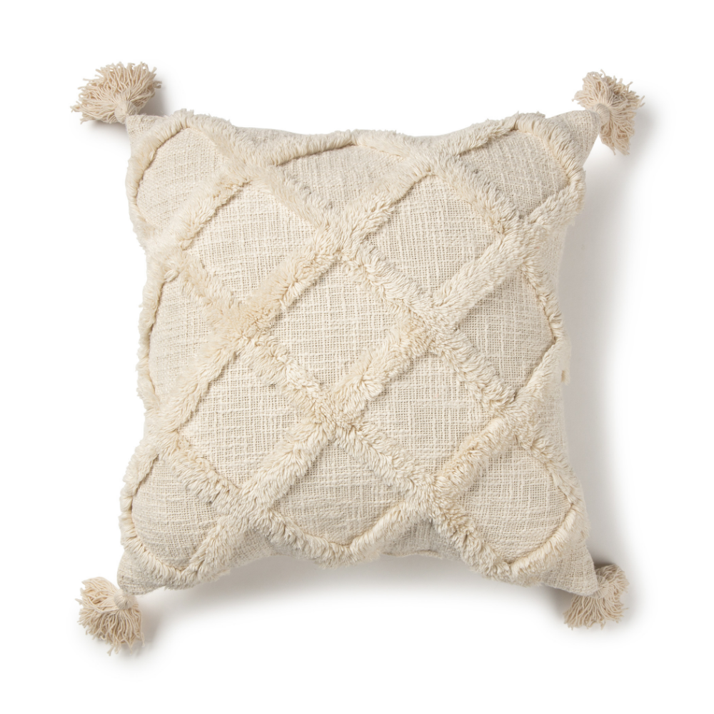 de9ee7d023bd4cdf9912c95c8fc066bb - Better Homes And Gardens Aztec Cream Decorative Pillow