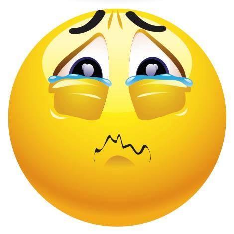 Bildergebnis für emoji traurig