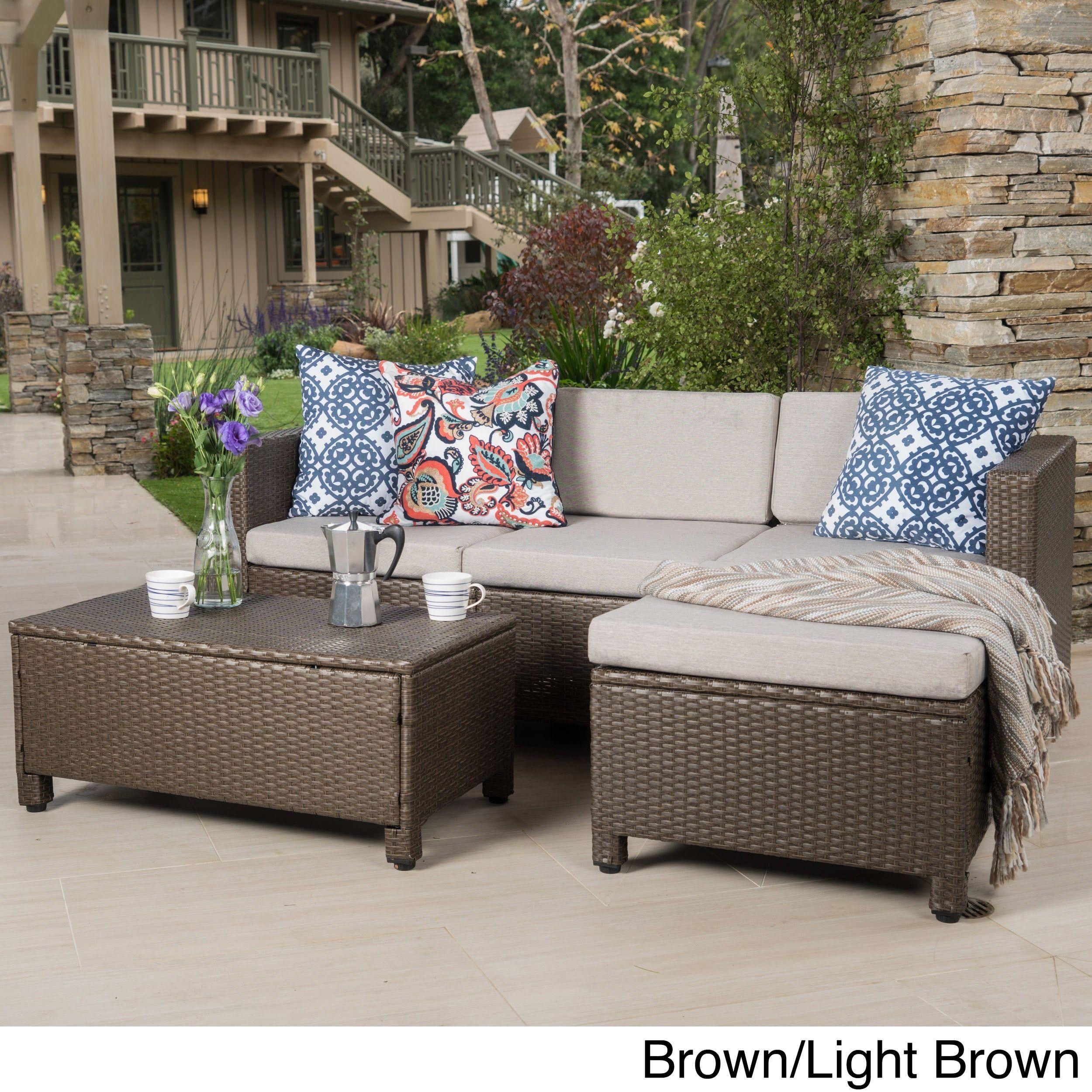 Moses 5 Piece Outdoor Sofa Set Porch Furniture Outdoor Sofa