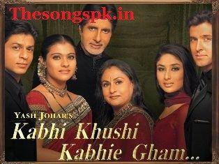 Kabhi Khushi Kabhie Gham 2001 Movie Songspk Mp3 Download Best Bollywood Movies Bollywood Cinema Bollywood Movies