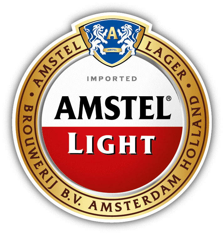 2 9 Amstel Light Amsterdam Holland Beer Drink Car Bumper