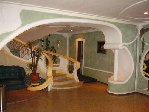 Home Decor Style Design Interior Decorative Art Nouveau Noveau