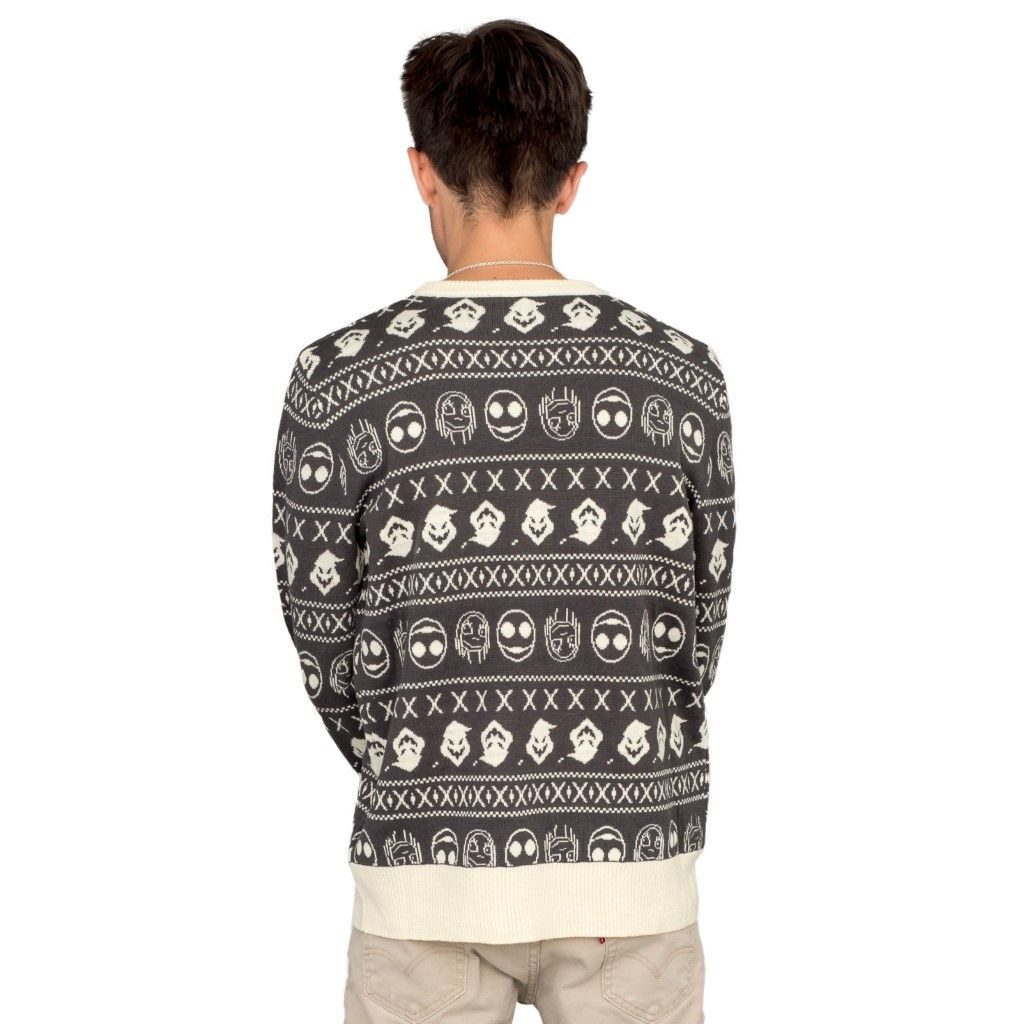 Tim Burton Christmas Jumper.Pin On Pop Culture Ugly Christmas Sweaters