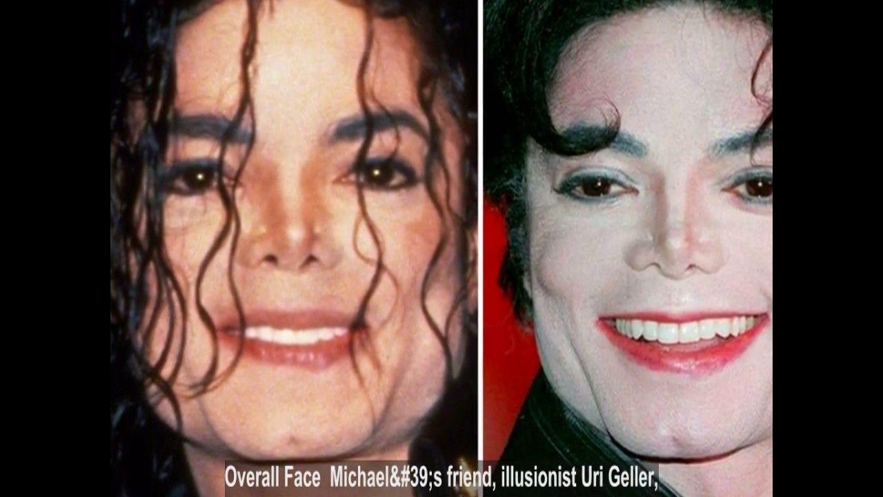 Watch Michael Jacksons Face Transform Over Time Youtube Michael Jackson Jackson Michael