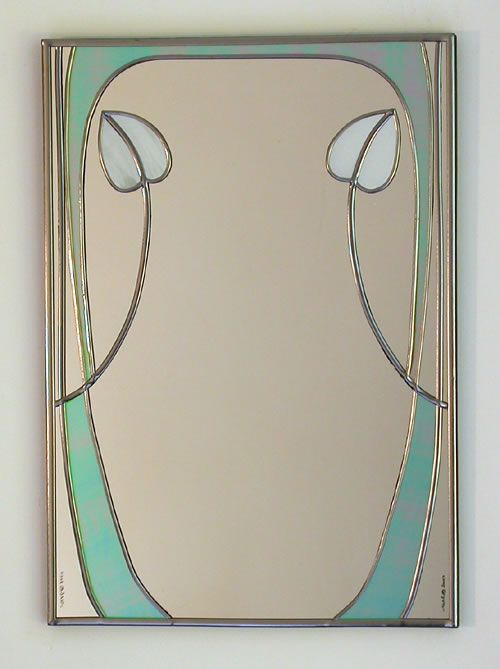 Mackintosh Rectangular Mirror