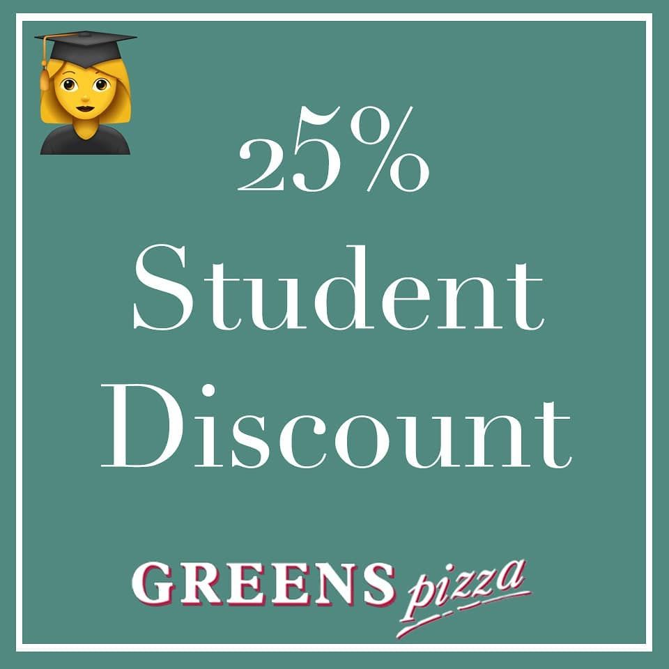 We Ve Got Perks For Students Enjoy 25 Student Discount