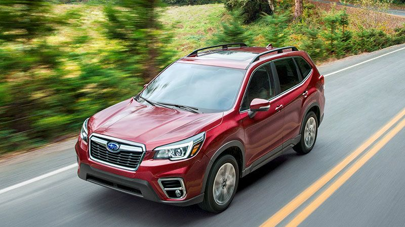 2019 Subaru Forester New Platform Lots Of Changes But Loses Turbo Subaru Forester Subaru Used Subaru