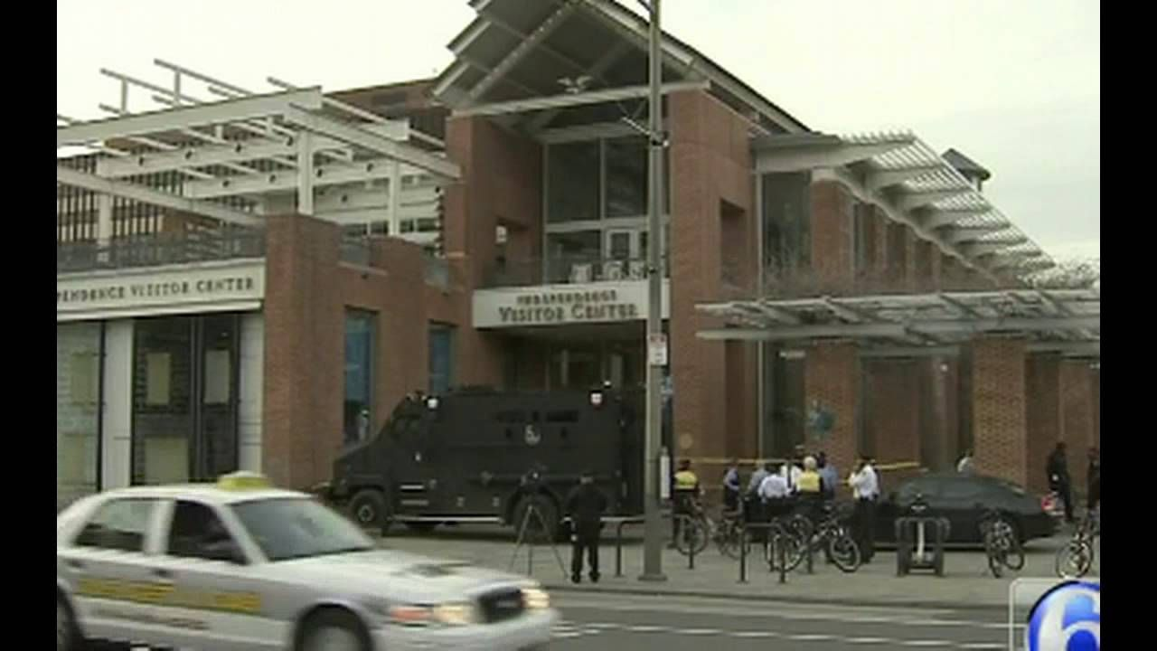 Philly Police Hold Active Shooter Training Drill Near Independence Mall