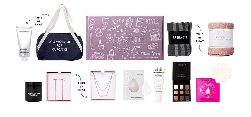 Fabfitfun discover products for a life well lived in