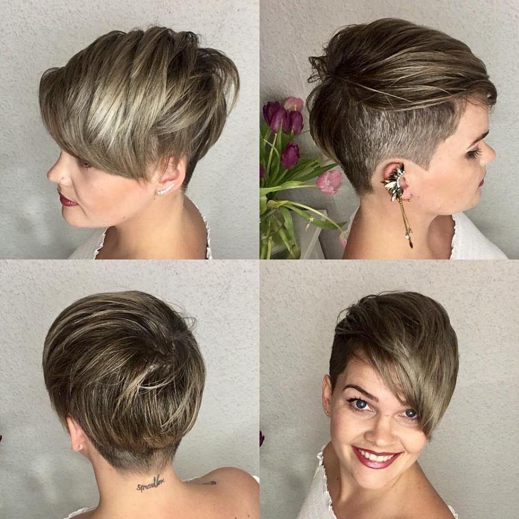 Easy Short Hairstyle Women Short Hair Styles Easy Easy Hairstyles Short Hair Styles
