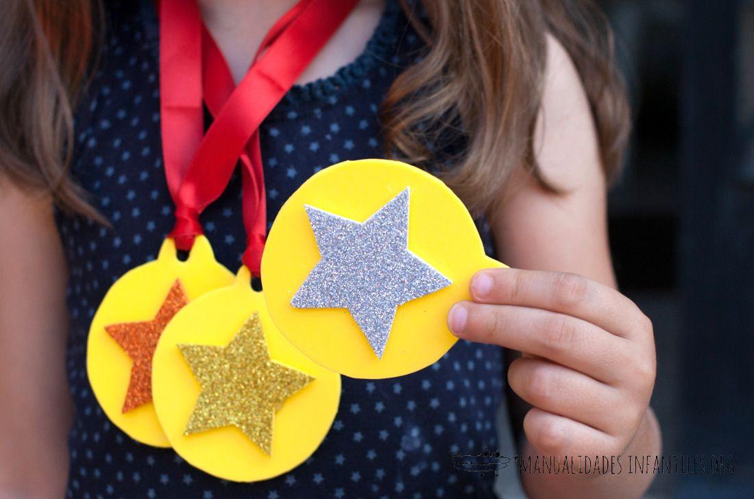 Si estáis organizando una fiesta infantil donde habrá juegos y competiciones, una Ir al artículo
