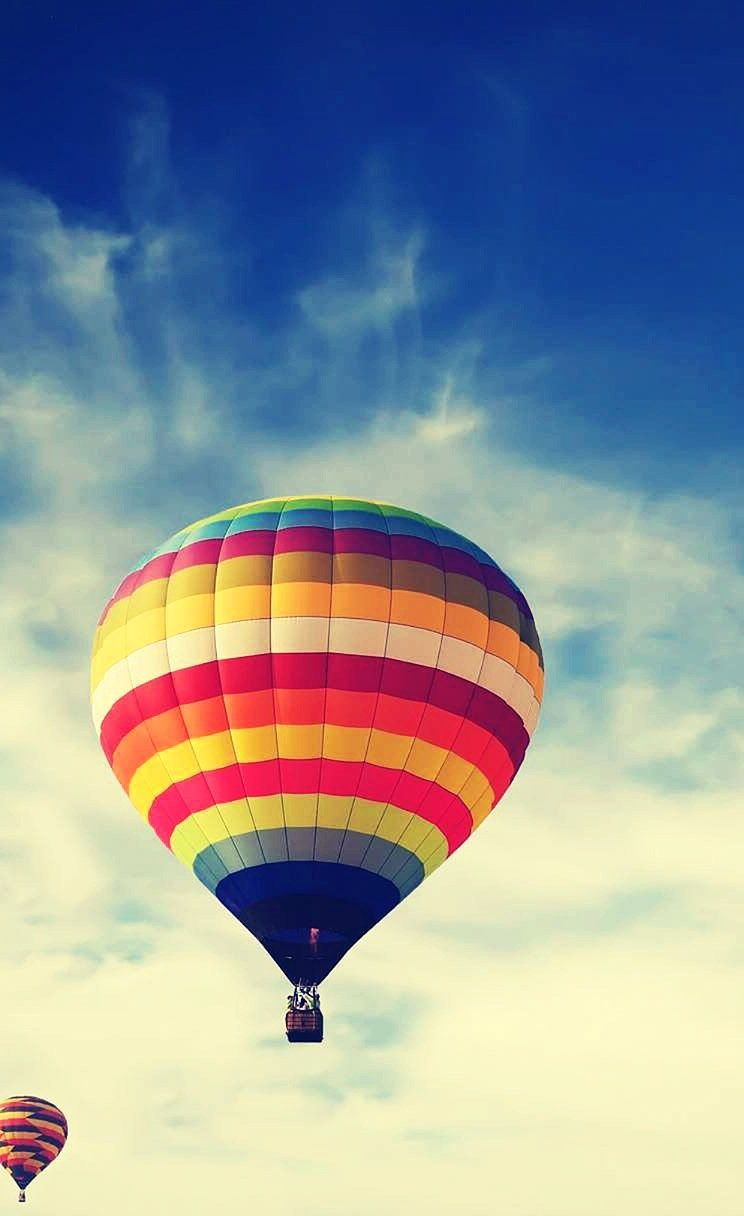 Hot Air Balloon Iphone Lomo Wallpaper Mobile9 Com Hot Air