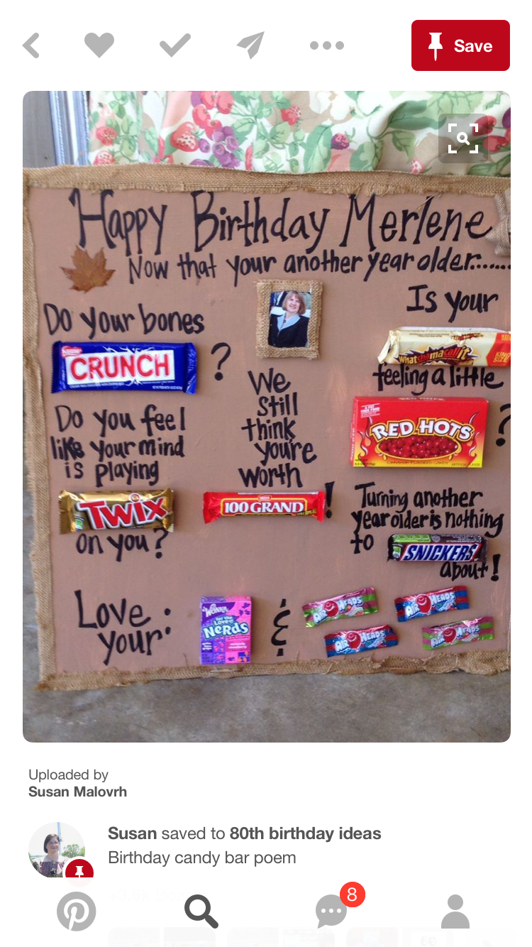Pin by sierra ramos on birthdays pinterest candy bouquet and cute for a friends birthday bookmarktalkfo Images