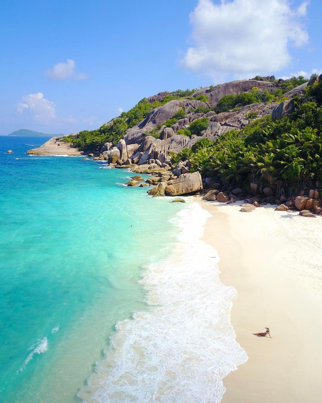 Seychelles Beach: BIG SISTER ISLAND ALLE SEYCHELLES