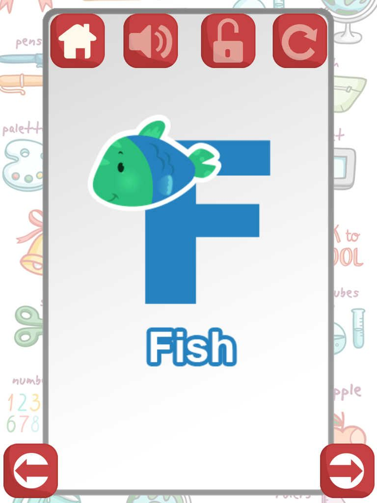 ABC a GoGo Abc flashcards, Education, Abc