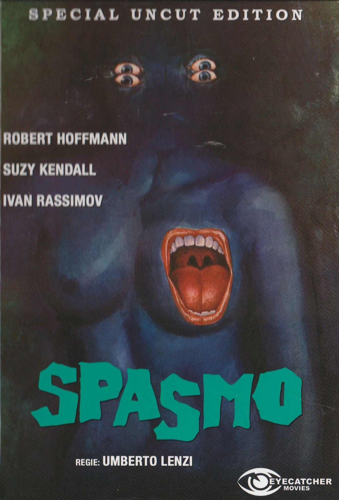 Spasmo (1974) UNCUT DVD