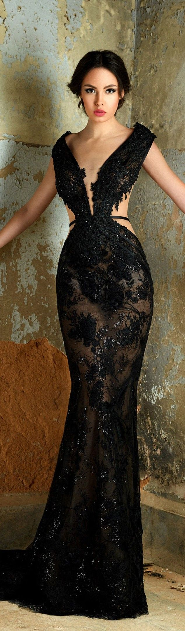 Hanna toumajean couture fw vestidos pinterest couture