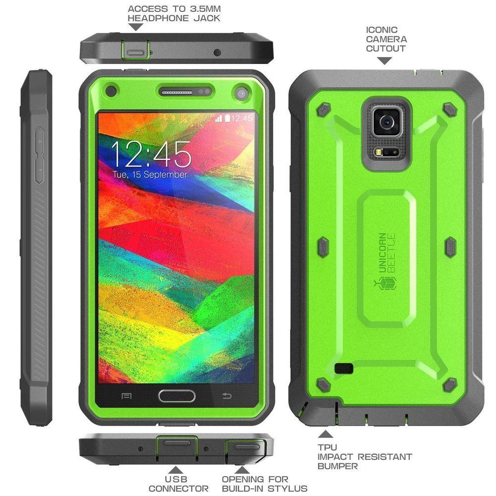 Samsung Galaxy Note 4 Case SUPCASE