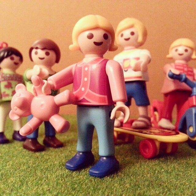 위풍당당! With Betty ^^#PLAYMOBIL#(Be@rbrick)#bearbrick#brickculture #toy #instatoy #figure #큐브릭#mini#miniatures#모형#실바니안 #sylvanian #플레이모빌#셀스타그램 (#selstagram)#얼스타그램#셀카#selfie#오늘 (#today)#데일리 (#daily)#일상 #together