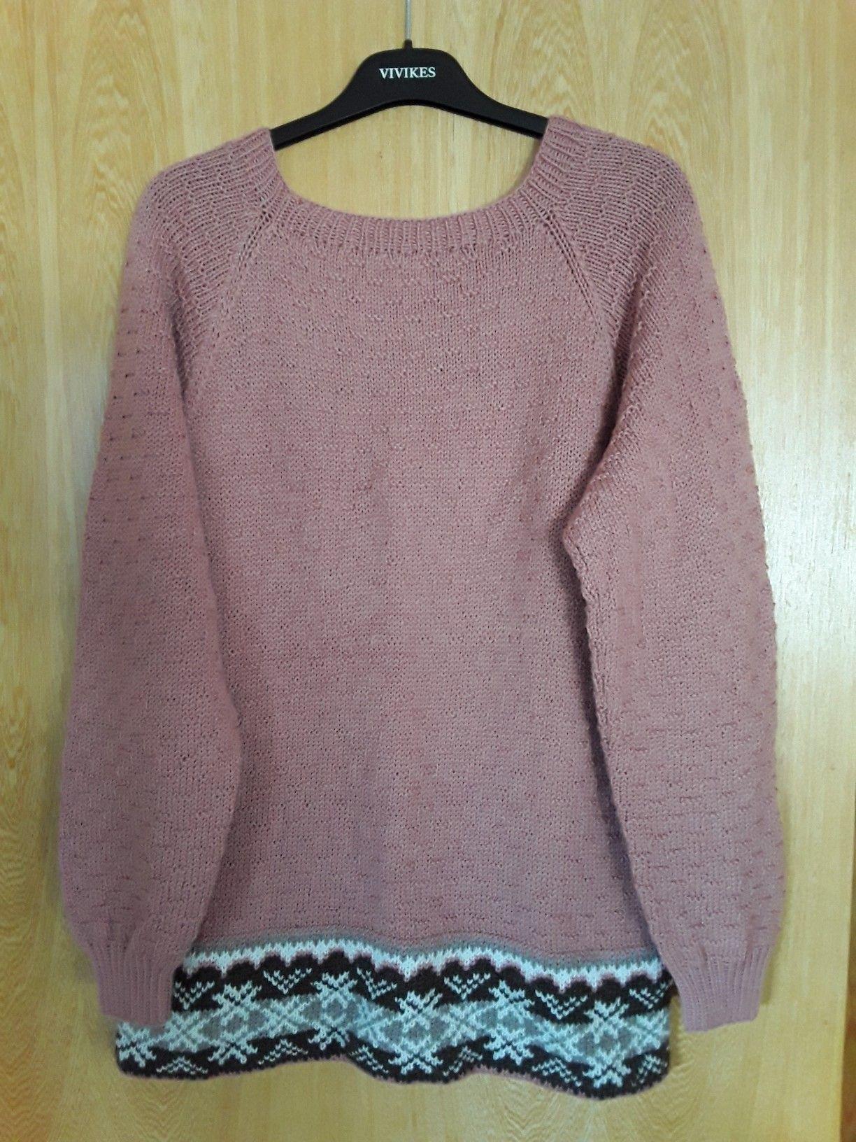 vivikes genser