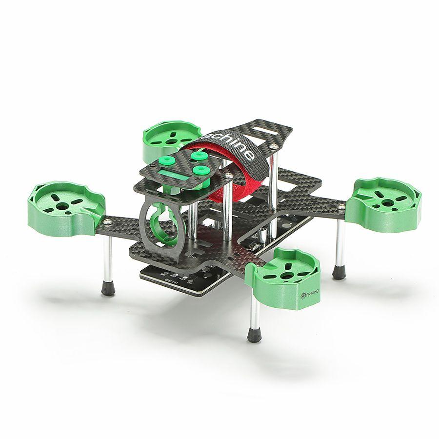 Kit de Marco de DIY Eachine Falcon 180 Fibra de Carbono con PCB FPV ...