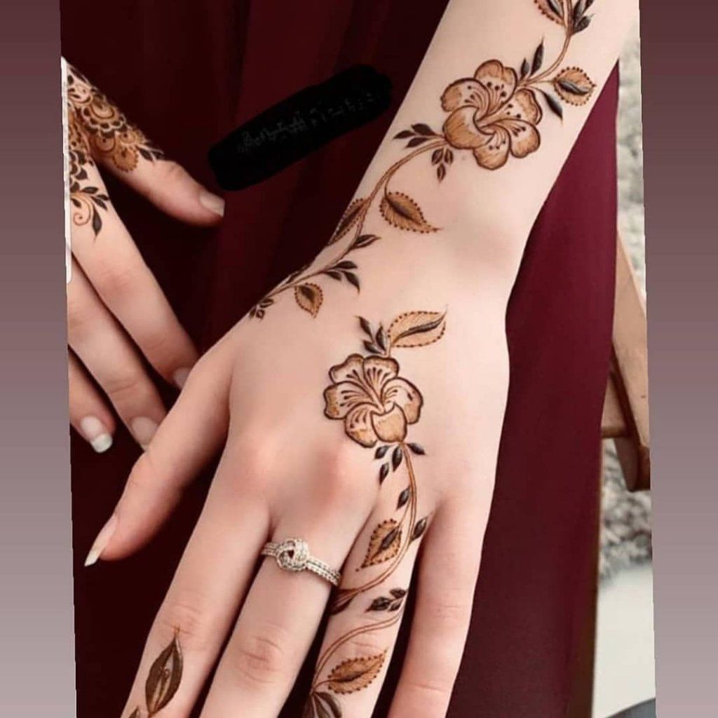 Best 91 Beautiful Front And Back Hand Mehndi Designs For Bridal Mehndi Designs For Hands Back Hand Mehndi Designs Mehndi Designs