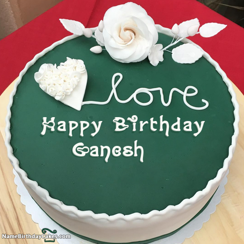 Happy Birthday Ganesh Video And Images In 2019 Name Happy