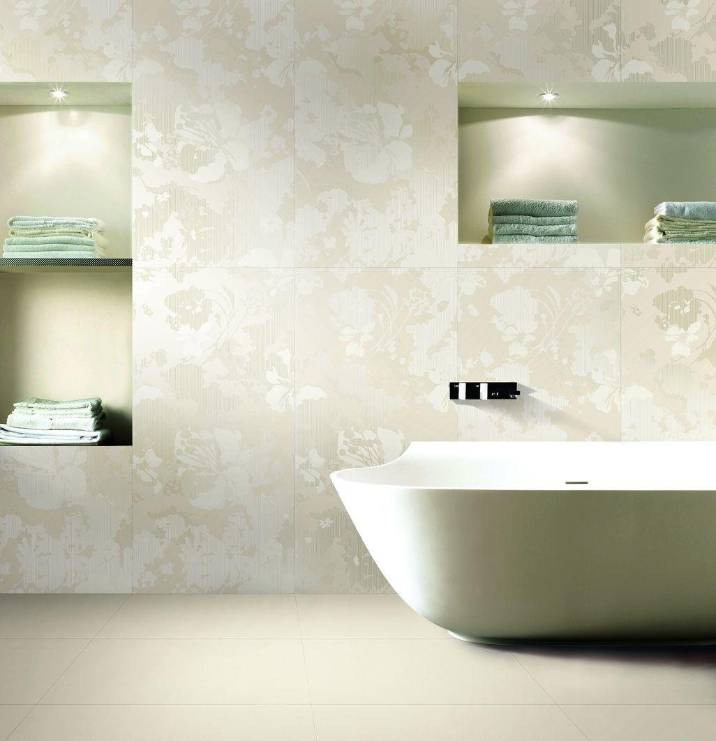 Slim tile-Paris series [Bathroom} | Slim tile-Porcela\'Bobo | Pinterest