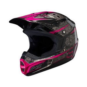 my off road V2 Fox helmet LOVE it!