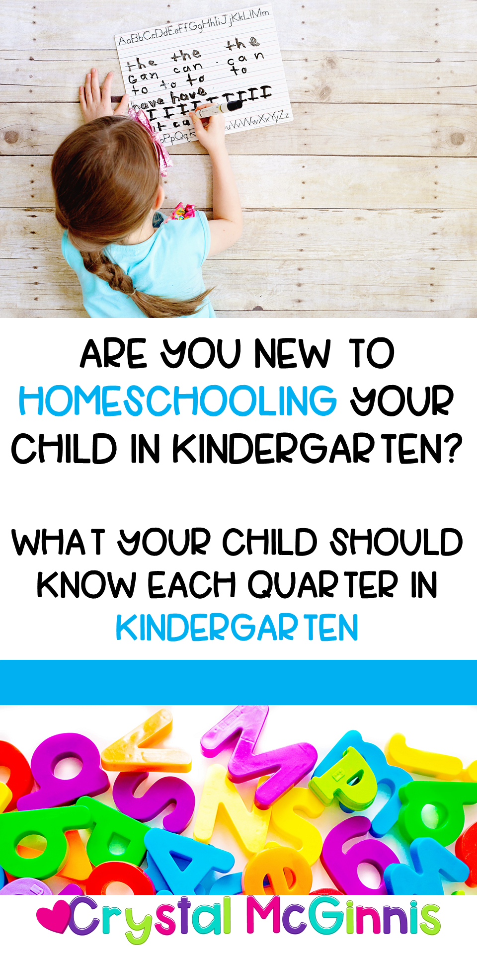 Are You New to Homeschooling in Kindergarten? What You ...