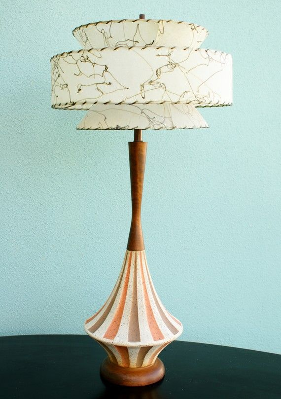 Pin by Sophie van Rooij on Vintage Inspired | Vintage lamps