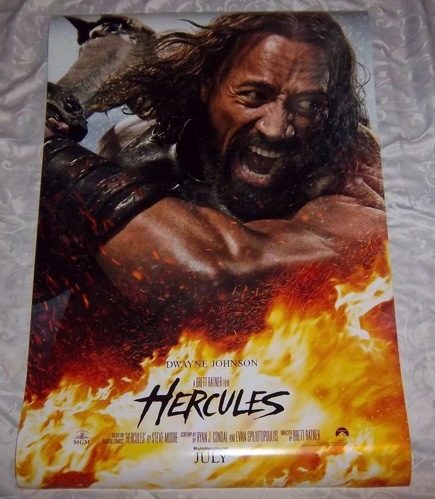 Hercules starring dwayne johnson 2014 original movie