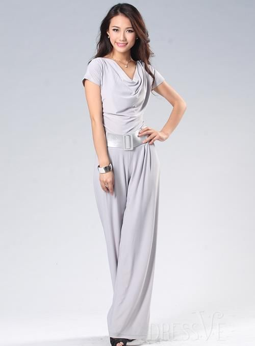 Plus Size Jumpsuits For Evening Classic New Summer Leisure Plus