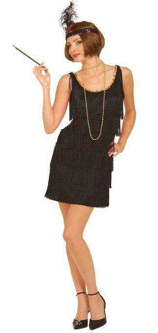1e9d5bdc90 Forum Novelties Roaring 20 s Flapper Dress and Headband