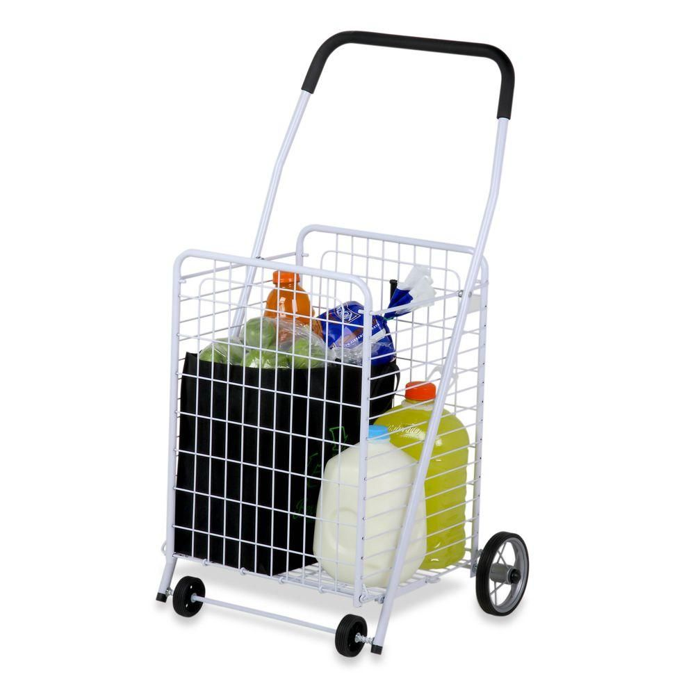 Honey Can Do 4 Wheel Utility Cart Crt