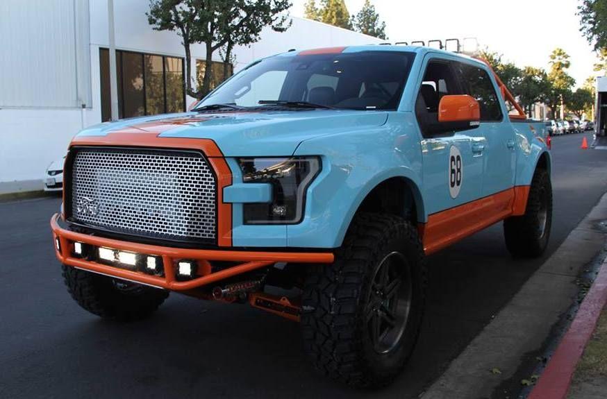 Gallery Ford Gulf F 150 By Gas Con Imagenes Autos Y Motos