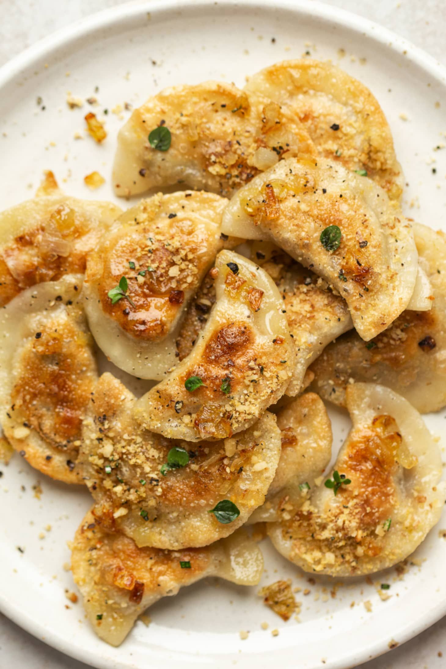 Make Cabbage and Mushroom Pierogi for Your Holiday Party