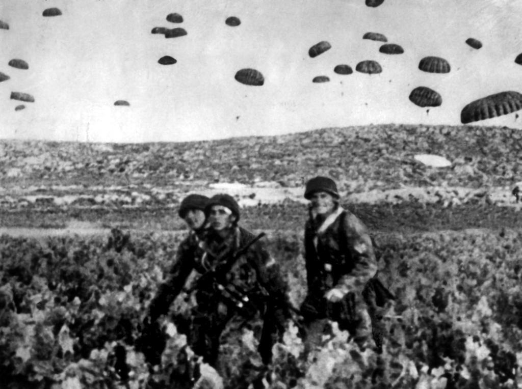 Sie kam 1941 bei der Besetzung Kretas zum Einsatz. Allerdings waren die Verluste…