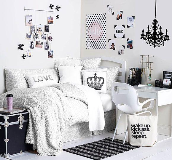 Dormify rooms dormitorio de chicas adolescentes for Habitaciones tumblr ideas