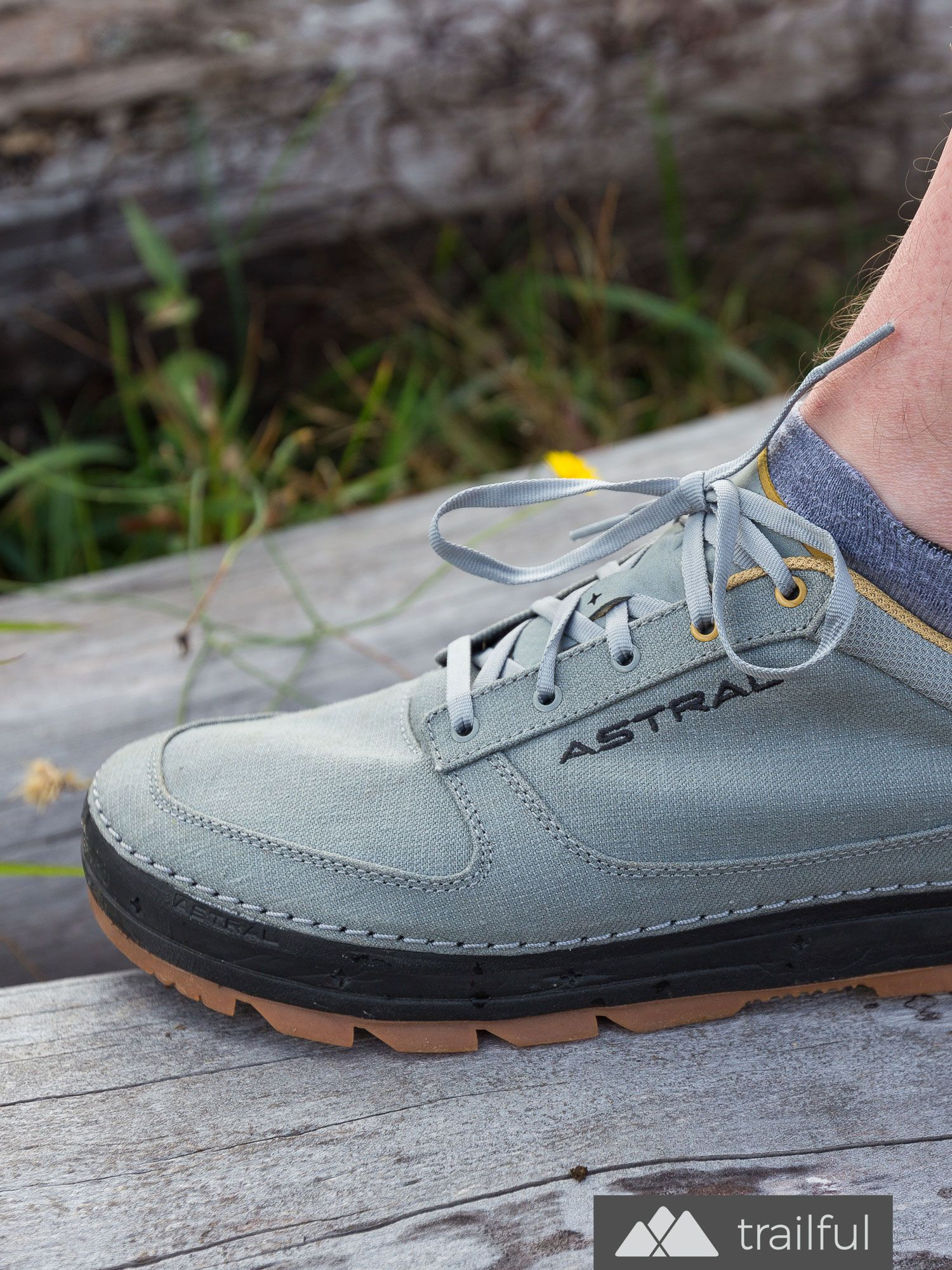 0f97de0e46df Our Astral Donner hemp hiking shoe review  comfortable