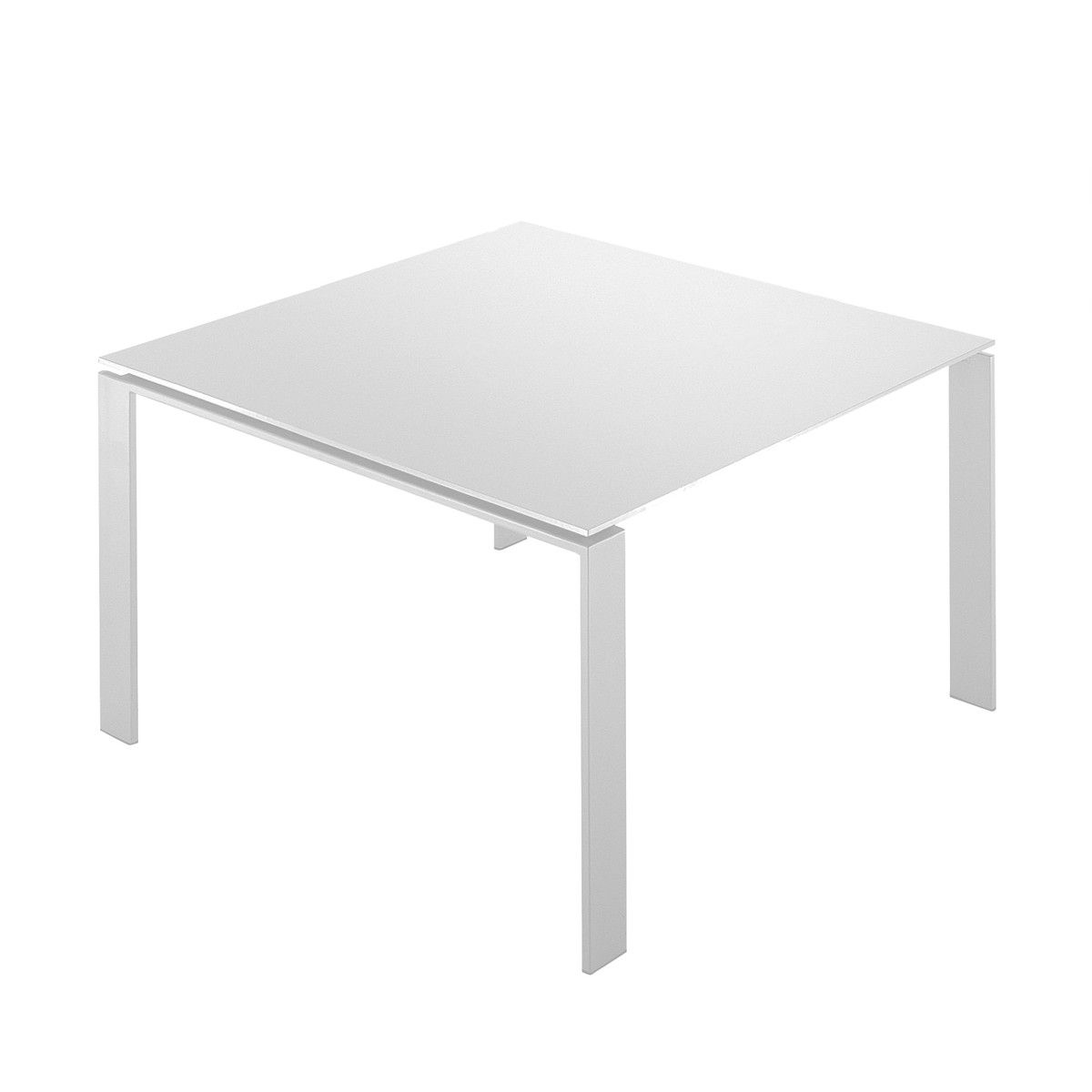 Wohndesign bilder mit shop kartell  four table  x  cm white  white  tables and dining